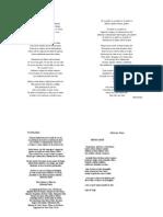 Seleccion Poemas Dia Enamorados