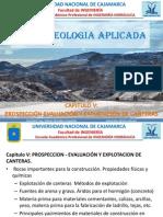Cap.5 - Prospeccion - Explotacion de Canteras