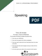 EUROEXAM  Practice Test c1 Web Speaking Mat