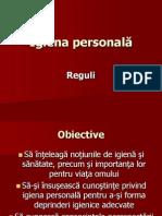 Igiena Personala