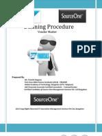Dunning Procedure in Vendor Master