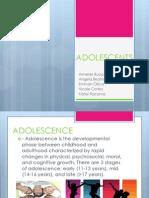 Adolescence 2CPH