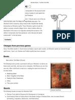 Alteration (Skyrim) - The Elder Scrolls Wiki