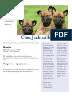 Ouverture club canin - Juin 2009