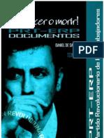 De Santis, Daniel - ¡A vencer o morir. PRT- ERP -Documentos. Tomo I