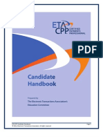 Payments Exam ETA Candidate Handbook