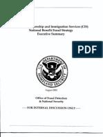 T5 B5 Yates- Bill Fdr- Aug 03- Executive Summary- National Benefit Fraud Strategy 167