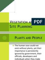 Vegetation and Site Planning2.ppt