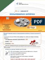 2013 07 AlMA-LAB Immunizzazione Anti-Stress - Scheda