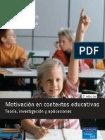 Motivacion en Contextos Educativos Cap 8 Influencias Del Profesor