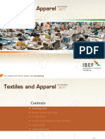 Textiles and Apparel50112