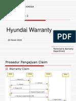 Warranty Training - Module 2