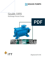Goulds Pumps 3355 Series