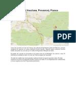 Lacoste Francia Mioceno