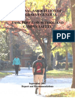 NAAG Task Force on School and Campus Safety
