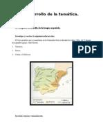 Origen y desarrollo de la lengua española