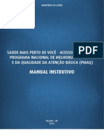 Manual Instrutivo Pmaq Site