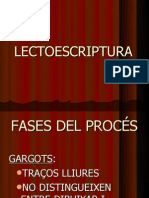 Lectoescriptura Power Point