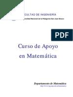 Modulo Ingreso Matematica 2012 NoRestriction