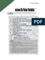 capitulo 4 de varias {funciones de varias variables}