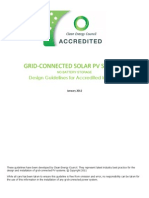 Grid Connect PV Design Guidelines CEC Issue 5_1