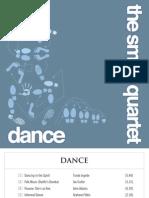 Smith Quartet - 'Dance' Liner Notes