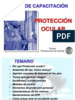 Curso Protección Ocular
