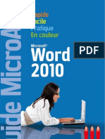 Micro Application - Word 2010
