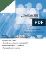 3.- Windows Presentation Foundation