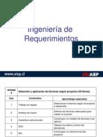 Ingenieria de Requerimientos U4