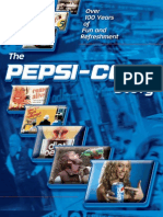 Pepsi Legacy Book history logo new session