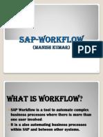 39382182 SAP Workflow