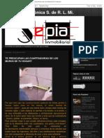 Sepia Arquitectónica S. de R. L. Mi._ TE PREOCUPAN LAS CUARTEADURAS DE LOS M