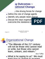 Organisational Change Ppt 1