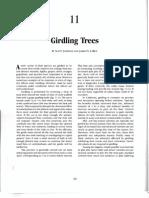 Girdling Trees