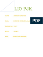 FOLIO PJK