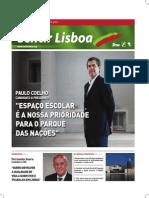 Jornal de Campanha - Sentir Lisboa Nações Unidas
