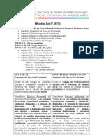 Reforma Ley Profesional