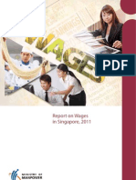 Wages Report 2011