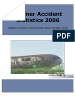 Airliner Accident Statistics