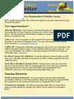 247serve Newsletter Fall 2013 Sept - Oct