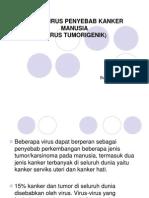 Virus-Virus Penyebab Kanker Manusia