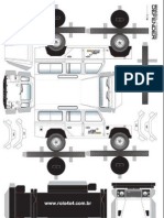 Land Rover Defender Assembly Toy