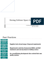 Boeing Defense Space & Security