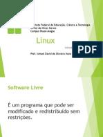 Linux, introdução