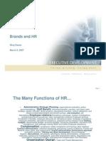 Branding HR