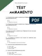 Test Armas