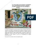 Informe IV Accion Humanitaria al Nordeste Antioqueño
