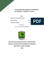 Sindrom Steven Johnson Dan Nekrolisis Epidermal Toksik Di Sarawak
