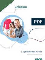 Sage Evolution Mobile